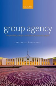 Ebook in inglese Group Agency: The Possibility, Design, and Status of Corporate Agents List, Christian , Pettit, Philip