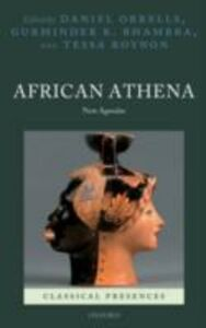 Ebook in inglese African Athena: New Agendas -, -