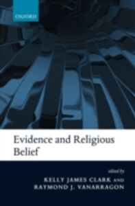 Ebook in inglese Evidence and Religious Belief -, -