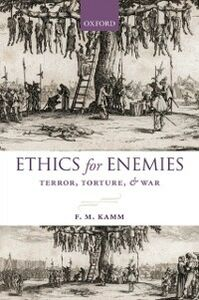 Foto Cover di Ethics for Enemies: Terror, Torture, and War, Ebook inglese di  edito da OUP Oxford
