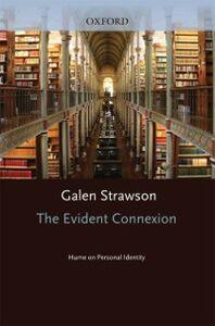 Foto Cover di Evident Connexion: Hume on Personal Identity, Ebook inglese di Galen Strawson, edito da OUP Oxford