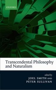Ebook in inglese Transcendental Philosophy and Naturalism -, -