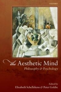 Foto Cover di Aesthetic Mind: Philosophy and Psychology, Ebook inglese di  edito da OUP Oxford