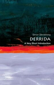 Ebook in inglese Derrida: A Very Short Introduction Glendinning, Simon