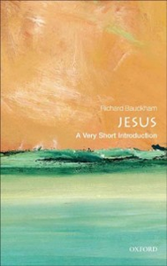 Ebook in inglese Jesus: A Very Short Introduction Bauckham, Richard