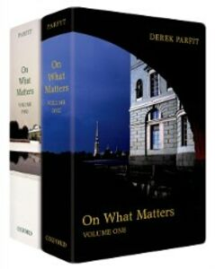 Foto Cover di On What Matters: Two-volume set, Ebook inglese di Derek Parfit, edito da OUP Oxford