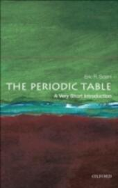 Periodic Table: A Very Short Introduction
