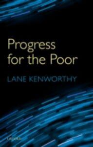 Ebook in inglese Progress for the Poor Kenworthy, Lane