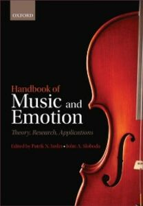 Foto Cover di Handbook of Music and Emotion: Theory, Research, Applications, Ebook inglese di  edito da OUP Oxford