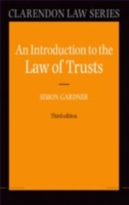 Foto Cover di Introduction to the Law of Trusts, Ebook inglese di Simon Gardner, edito da OUP Oxford