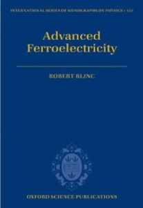 Ebook in inglese Advanced Ferroelectricity Blinc, Robert