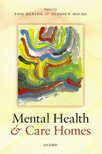 Ebook in inglese Mental Health and Care Homes