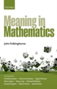 Ebook in inglese Meaning in Mathematics -, -
