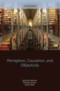 Ebook in inglese Perception, Causation, and Objectivity -, -