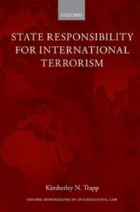 Ebook in inglese State Responsibility for International Terrorism Trapp, Kimberley N.
