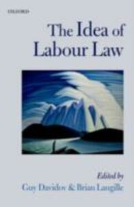 Ebook in inglese Idea of Labour Law