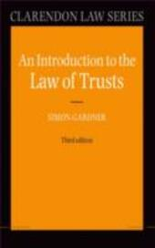 Introduction to the Law of Trusts