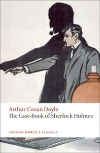 Ebook in inglese Case-Book of Sherlock Holmes Doyle, Arthur Conan