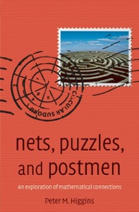 Ebook in inglese Nets, Puzzles, and Postmen: An exploration of mathematical connections Higgins, Peter M