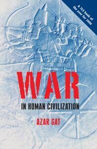 Ebook in inglese War in Human Civilization Gat, Azar
