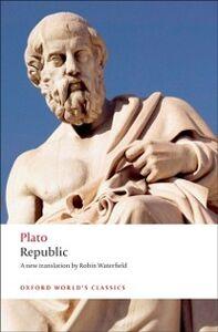 Ebook in inglese Republic Plato
