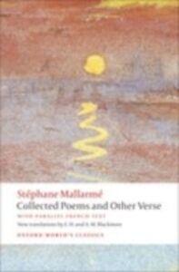 Foto Cover di Collected Poems and Other Verse, Ebook inglese di AA.VV edito da OUP Oxford