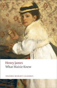 Ebook in inglese What Maisie Knew James, Henry