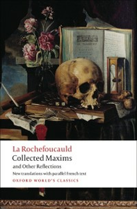 Ebook in inglese Collected Maxims and Other Reflections La Rochefoucauld, Fran^cois de