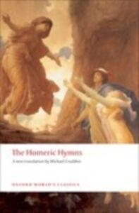 Ebook in inglese Homeric Hymns -, -