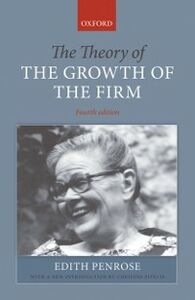 Foto Cover di Theory of the Growth of the Firm, Ebook inglese di Edith Penrose, edito da OUP Oxford