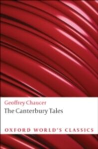 Ebook in inglese Canterbury Tales Chaucer, Geoffrey