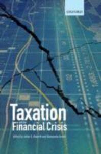 Foto Cover di Taxation and the Financial Crisis, Ebook inglese di  edito da OUP Oxford