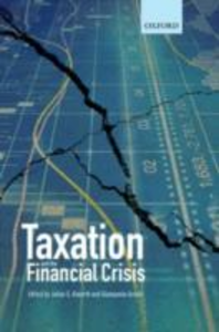 Ebook in inglese Taxation and the Financial Crisis -, -