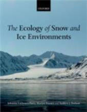 Ecology of Snow and Ice Environments