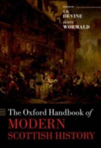 Foto Cover di Oxford Handbook of Modern Scottish History, Ebook inglese di  edito da OUP Oxford