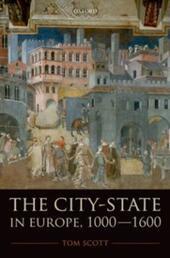 City-State in Europe, 1000-1600: Hinterland, Territory, Region