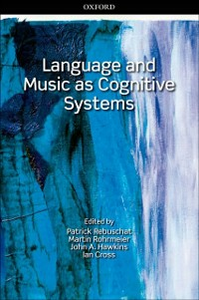 Ebook in inglese Language and Music as Cognitive Systems -, -