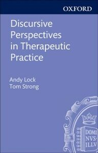 Ebook in inglese Discursive Perspectives in Therapeutic Practice