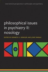 Ebook in inglese Philosophical Issues in Psychiatry II: Nosology -, -