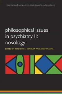Ebook in inglese Philosophical Issues in Psychiatry II: Nosology -, -