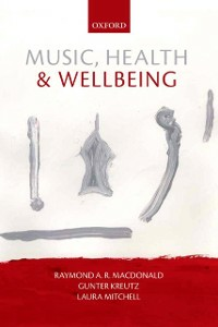 Ebook in inglese Music, Health, and Wellbeing -, -