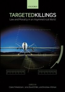 Foto Cover di Targeted Killings: Law and Morality in an Asymmetrical World, Ebook inglese di  edito da OUP Oxford