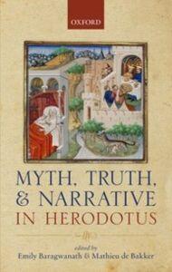 Ebook in inglese Myth, Truth, and Narrative in Herodotus