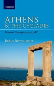 Ebook in inglese Athens and the Cyclades: Economic Strategies 540-314 BC Rutishauser, Brian