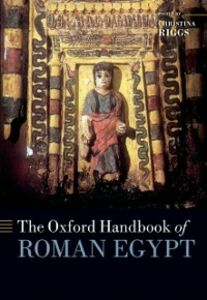 Foto Cover di Oxford Handbook of Roman Egypt, Ebook inglese di  edito da OUP Oxford