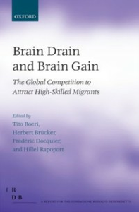 Ebook in inglese Brain Drain and Brain Gain: The Global Competition to Attract High-Skilled Migrants -, -