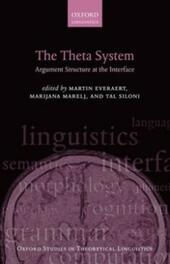 Theta System: Argument Structure at the Interface