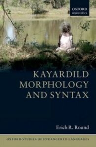 Ebook in inglese Kayardild Morphology and Syntax Round, Erich R.