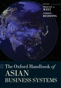 Ebook in inglese Oxford Handbook of Asian Business Systems -, -