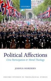 Political Affections: Civic Participation and Moral Theology